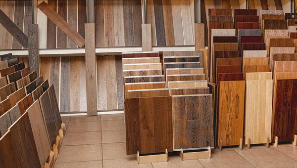 stort utbud av trägolv i Uppsala