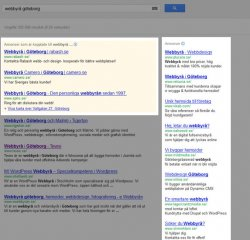 google annonsering