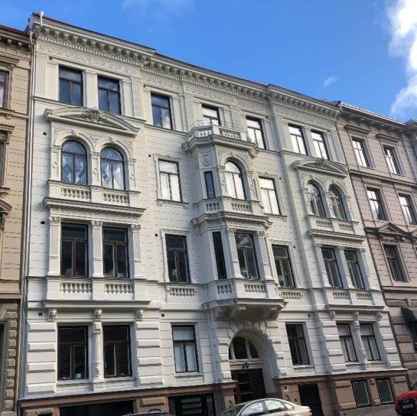 Laga fasaden - putssläpp