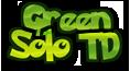 Green Solo TD Logo