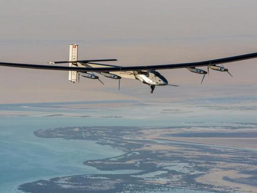 Sonnenflieger-Solar-Impulse-2