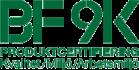 BF9K-logga för håltagning i linköping