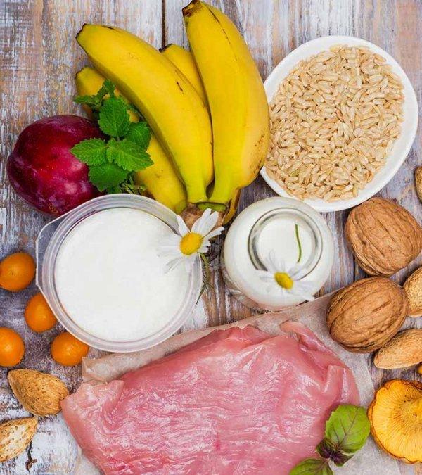 mat med tryptofan