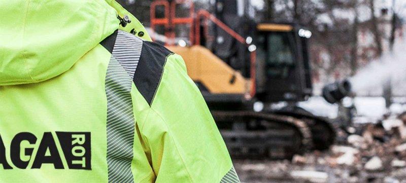 Vi påHagaROT är experter när det kommer till håltagning i Norrköping och andra rivningsarbeten!