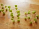 frukt pyssel barn lek fika dekorativt mellanmål