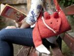 fox-räv-väska-stickat-stickning-roligt-inspiration-djur-djurväska-handarbete-hantverk
