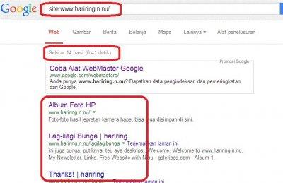 hariring.n.nu di google