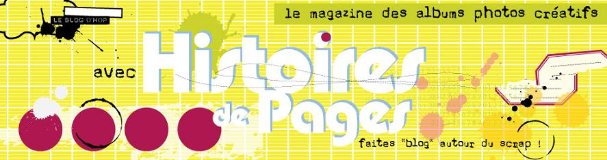 Le blog d'Histoires de Pages