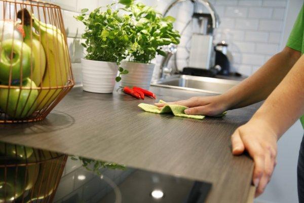 städning av köket