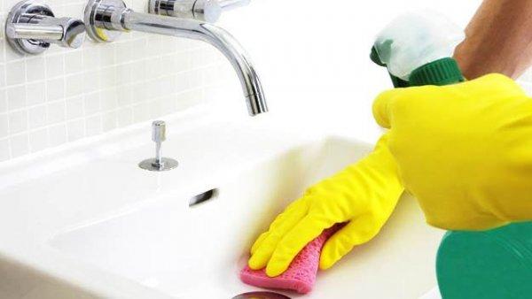 städa handfat