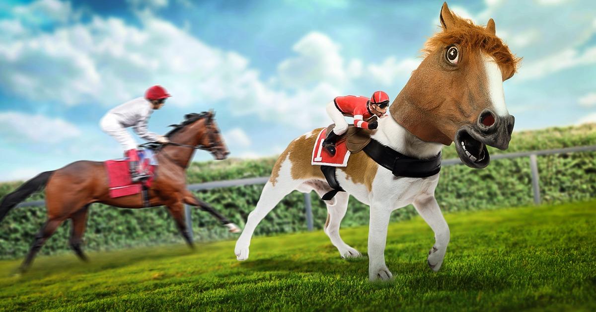 afgift på hestevæddeløb