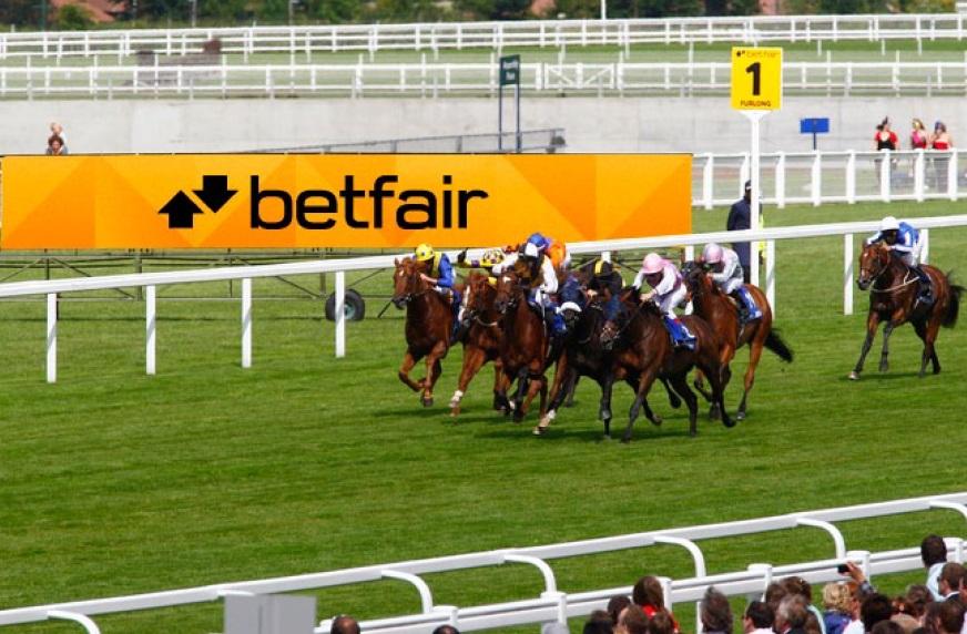 Betfair hestevæddeløb