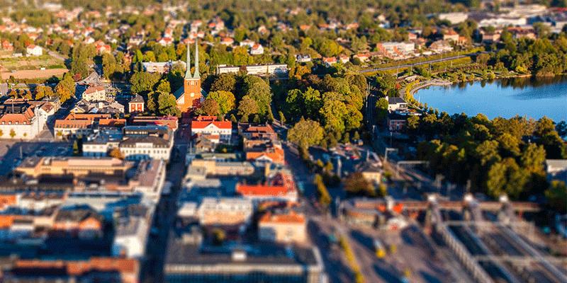 Hitta mäklare i Växjö.