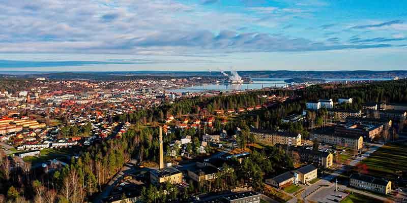 Hitta mäklare i Sundsvall.