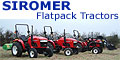 Siromer Flat Pack Tractors