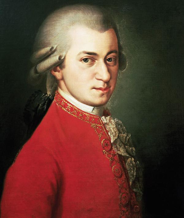 Wolfgang Amadeus Mozart – IQ 165