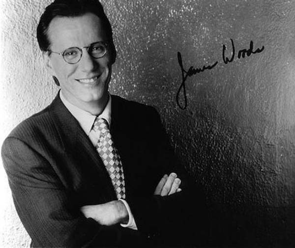 James Woods – IQ 180