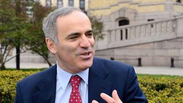 Garri Kasparow – IQ 190