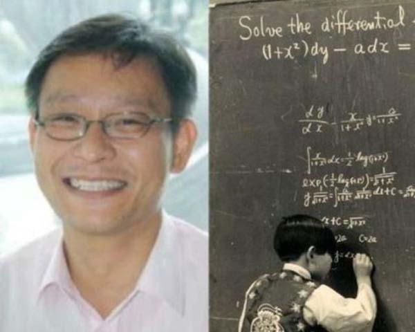 Kim Ung-Yong – IQ 210