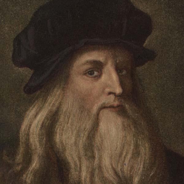 Leonardo da Vinci - IQ 220