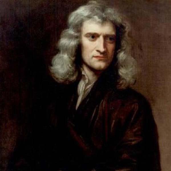Isaac Newton – IQ 190