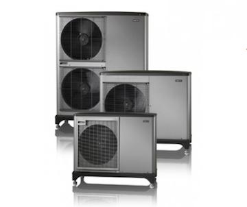 NIBE Luft/vatten F2040