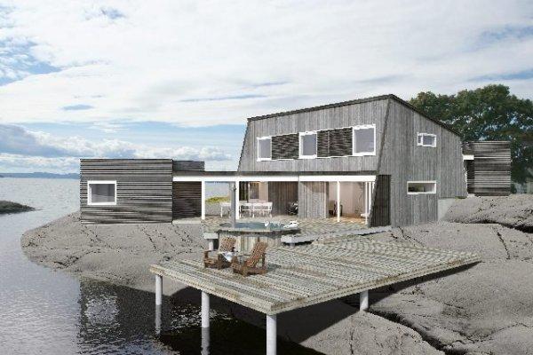 Norska husbyggare 2