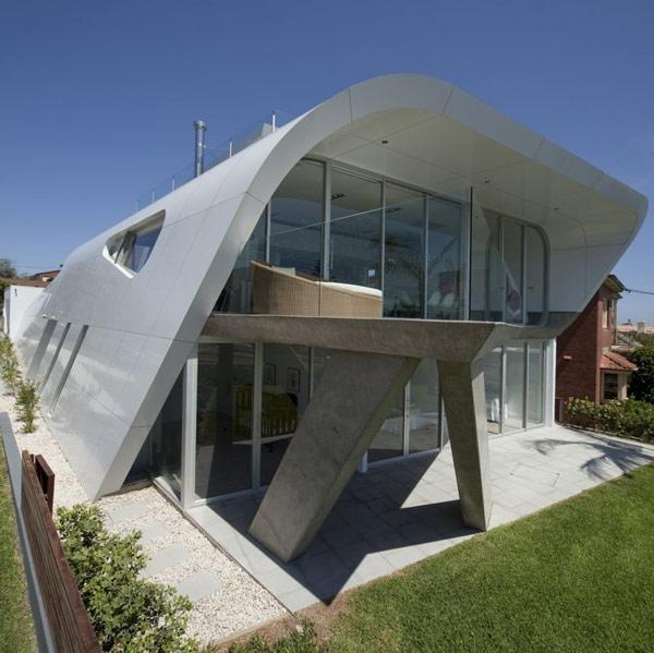 framtida hus