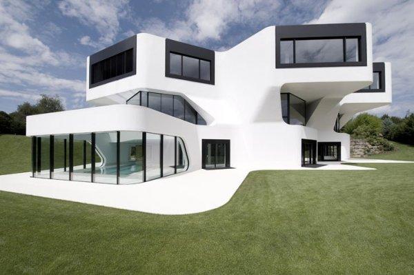 framtidens husmodeller