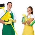 Städa huset