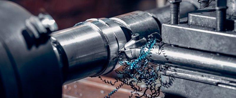 Vi utför arborrning och service av hydraulpump.