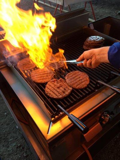 Hyra hamburger vagn