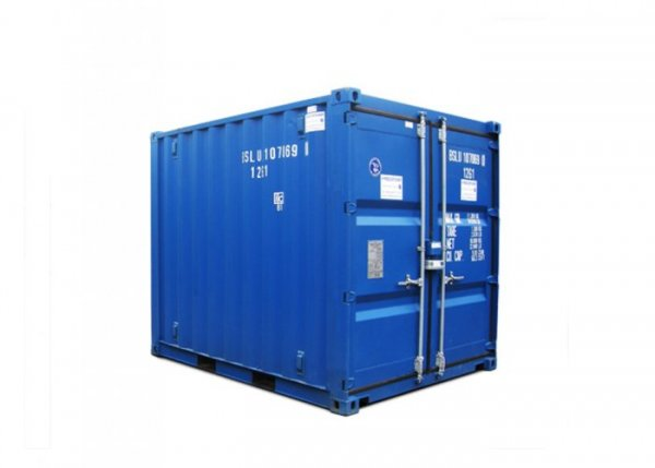 container 10 fot