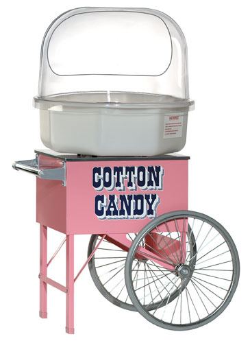 Hyra sockervaddsvagn