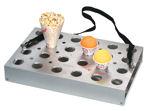 Popcorntråg popcornhållare till strutar corn hustler