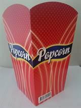 Popcornbägare