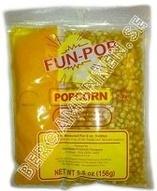 Mega pop med popcornmajs salt och fett bars