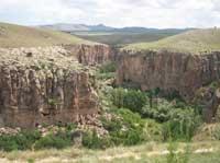 Долина Ихлара в Турции