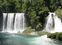Анталия водопады Дюден