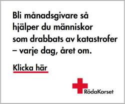 Röda korset hjälp