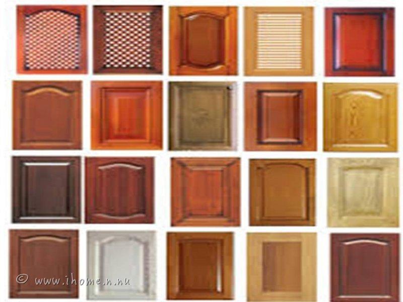 طرح های درب کابینت چوبی