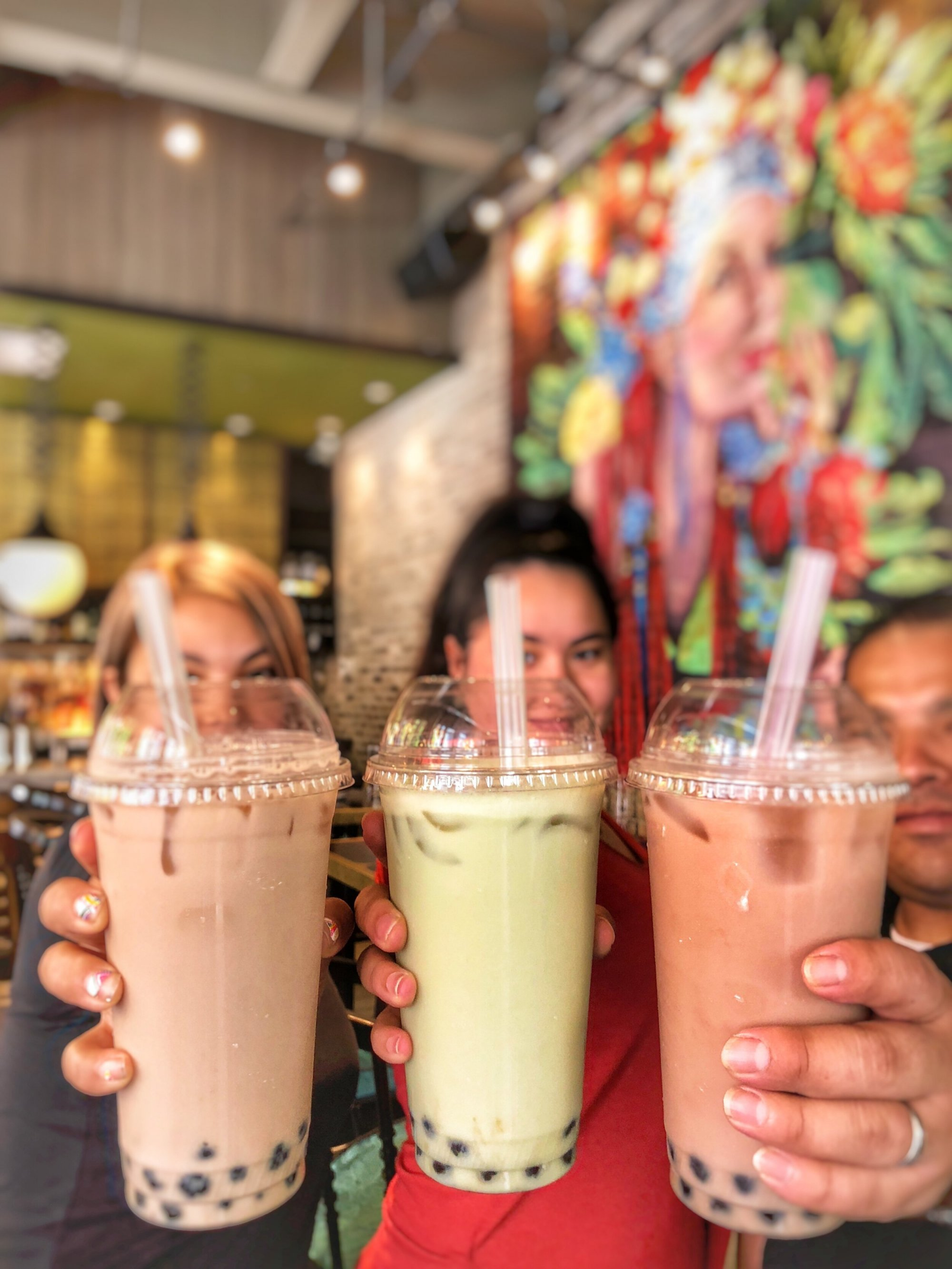 SIP ME BABY ONE MORE TIME - Our new bubble tea *flavors like Mango Matcha 🥭, Strawberry 🍓, Milk Tea 🥛🍵, Pineapple Melon 🍍🍈 , and Coconut Lychee 🥥 are guaranteed to make you feel all bubbly inside and leave you craving for more! Grab your