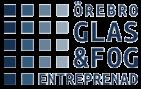 Vi är en del av bolaget Örebro Glas & Fog Entreprenad.