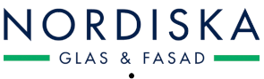 Vi arbetar tillsammans med Nordiska Glas & Fasad.