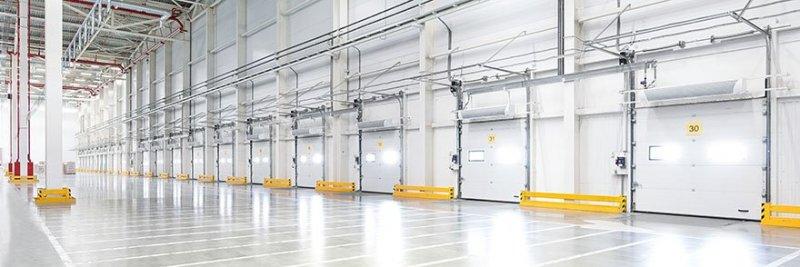 Vi kan erbjuda ett brett urval av industriportar i Uppsala