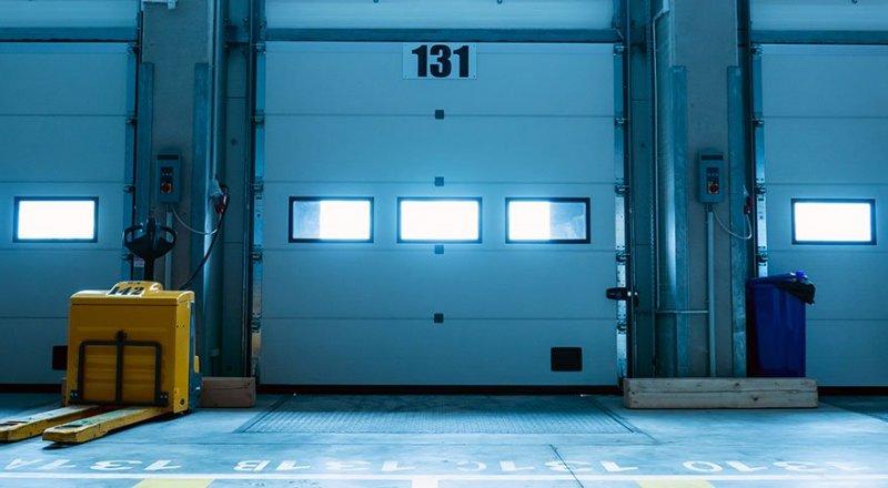 Vi hjälper dig med dina industriportar i Uppsala