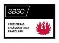 SBSC certifikat – Installera laddstolpe i Stockholm eller hemlarm med oss