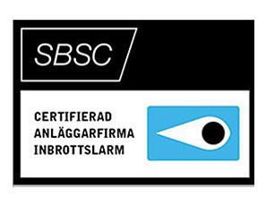 sbsc certifikat – Installera laddstolpe eller hemlarm med oss