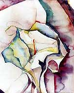Edina Sagert watercolor classes
