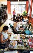 Nina Wisniewski - Art School in San Miguel de Allende